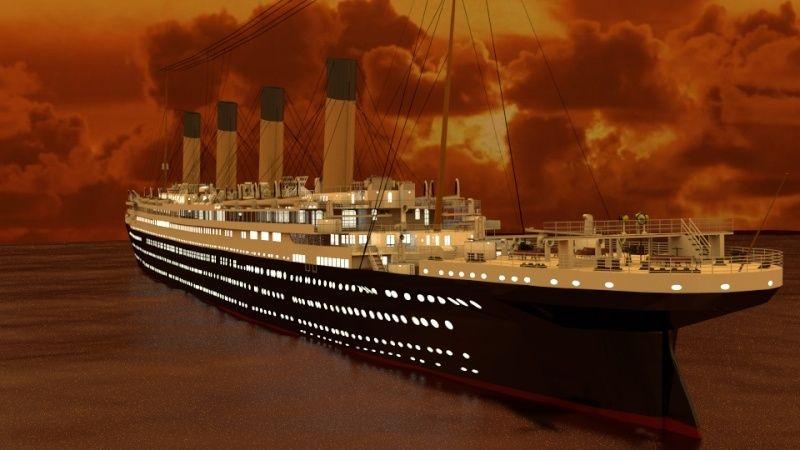 Titanic sous Blender - 21PhilC1 - Page 3 Titani11