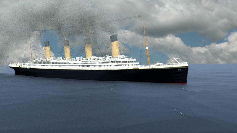 Titanic sous Blender - 21PhilC1 - Page 3 Titani12