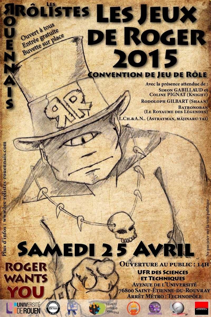 convention de jeux à rouen le 25 avril Affich10