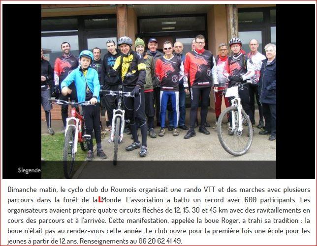 [Dimanche 22 mars 2015]LA BOUE'ROGER rando vtt et marche 6 ème Edition - Page 15 Captur14