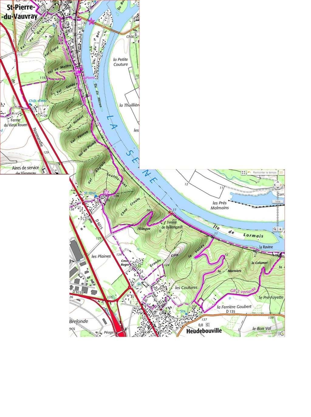 Coteaux de Seine rive gauche entre St Pierre du Vauvray au nord et Heudebouville au sud, qui connait ??? Captur31