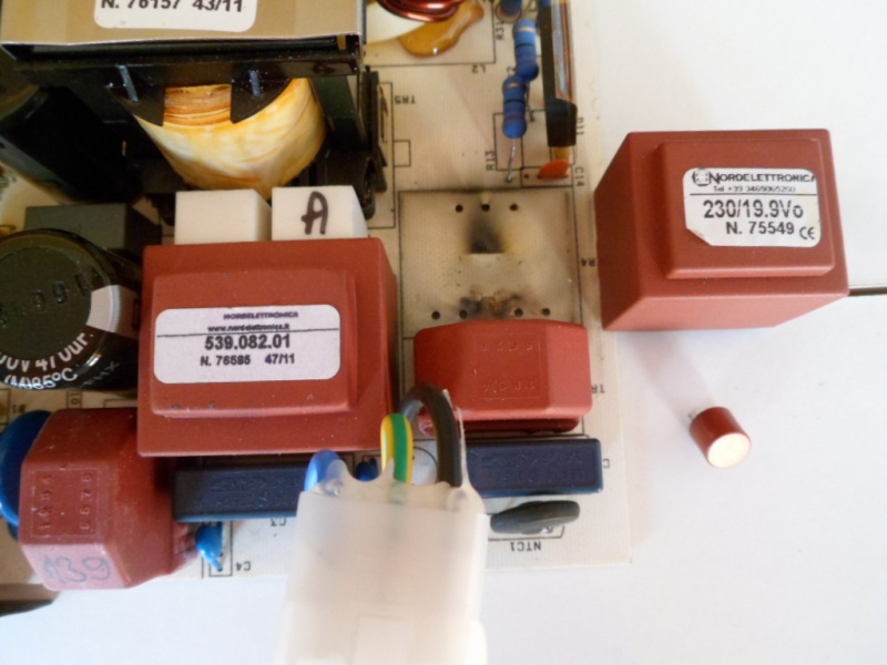 Chargeur NE 143 Nordelettronica Sam_8113