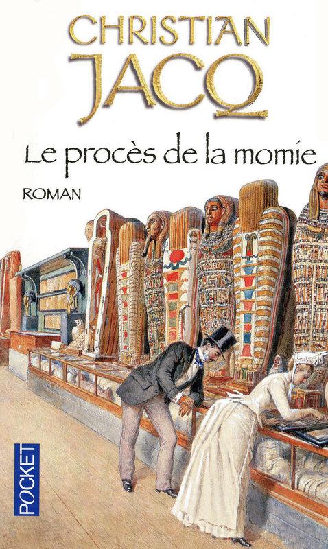 Le procès de la momie de Christian Jacq 97822611