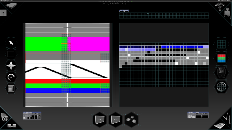 Output with pixel mapper V8.0.2.1.55 Screen10
