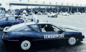 Des porsche en gendarmerie ??? Alpine13