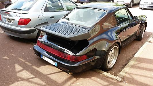 La Porsche croisée ce jour... - Page 4 Turbo10