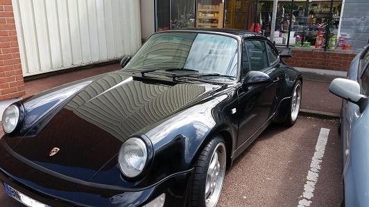 La Porsche croisée ce jour... - Page 4 Turbo110