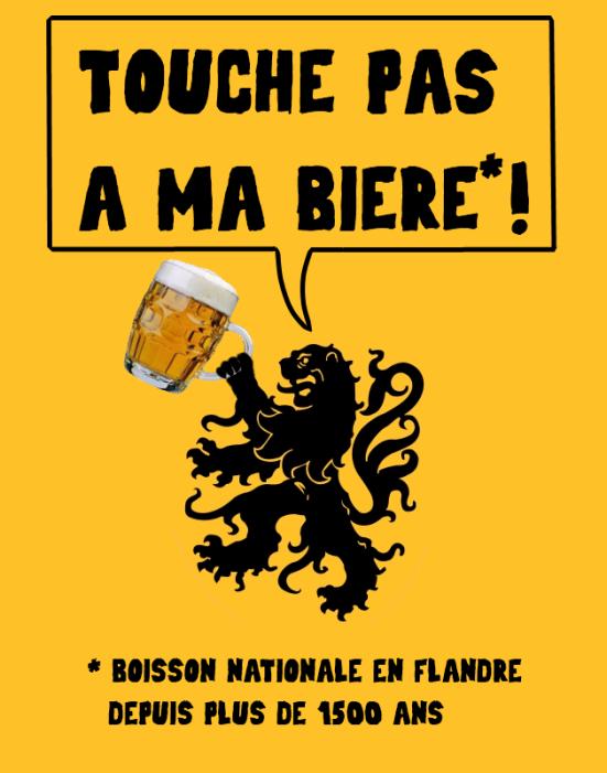 Doublement de la taxe sur la bière Bier111
