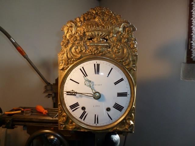 Horloge comtoise P1000317