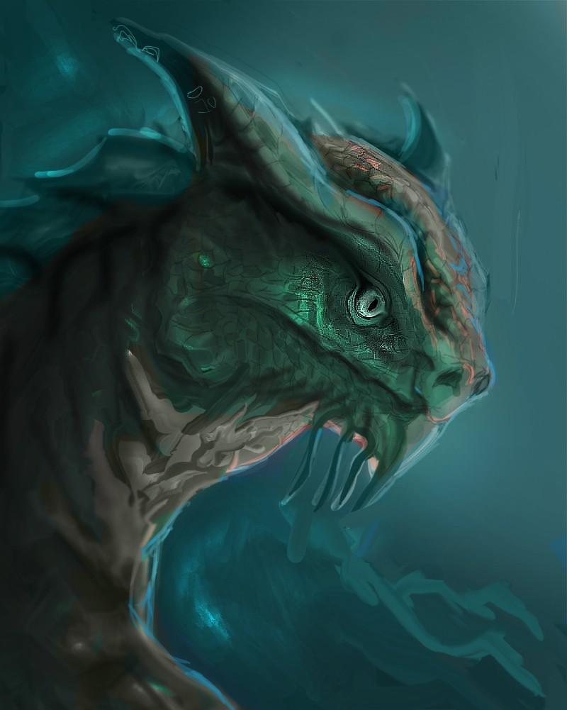 Les gribouilles d'Atna: objectif landscape et persos - Page 2 Dragon17