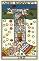 tirage tarot de marseille mois de janvier Maison11