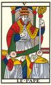 tirage tarot de marseille mois de janvier Pape10