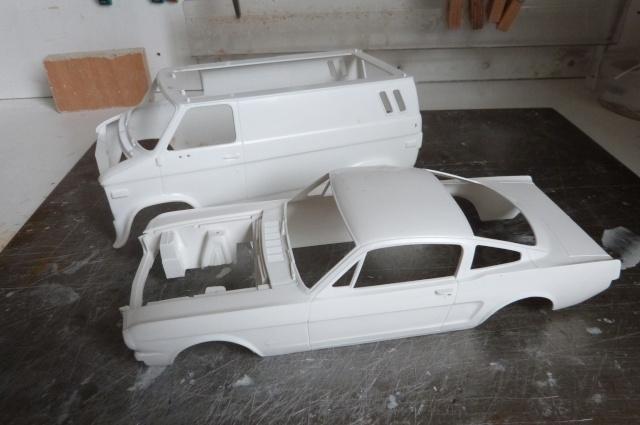 van mustang gt-350 H   terminé     P1090111