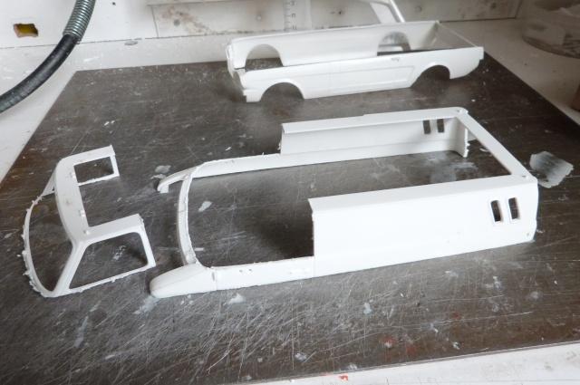van mustang gt-350 H   terminé     P1090213