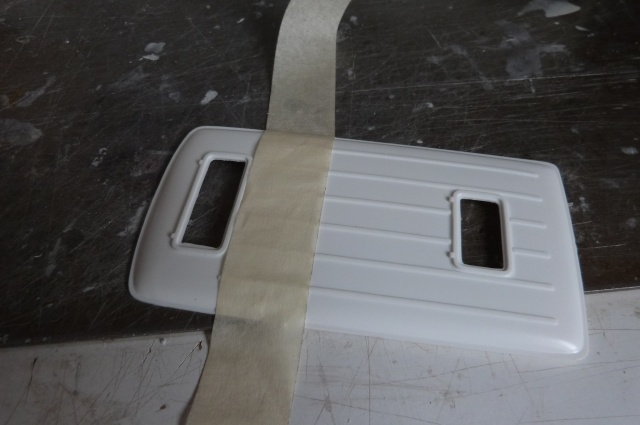 van mustang gt-350 H   terminé     P1090231