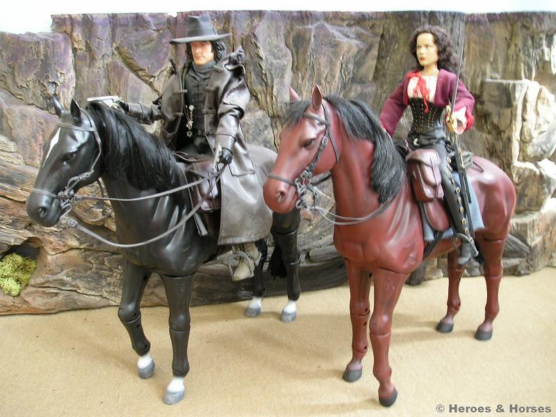 1/6 Van Helsing & Dragon cavallo Vampir10