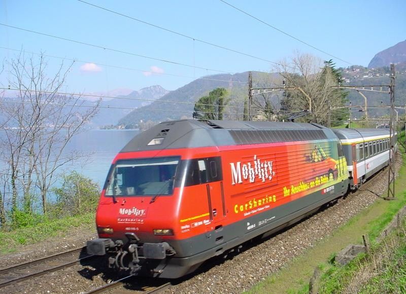 Suisse : Re 460 ... - Page 2 Re_46011