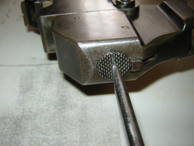 Démontage de la MAC 31 Demont13