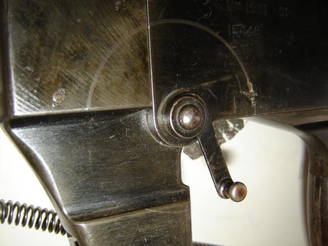 Démontage de la MAC 31 Demont18