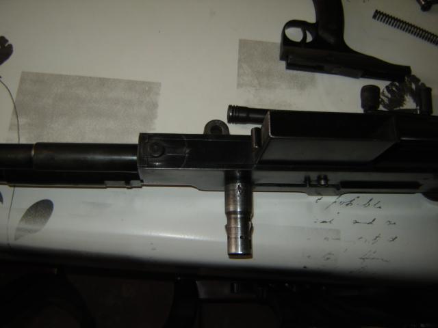 Démontage de la MAC 31 Demont30