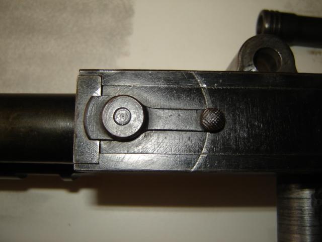 Démontage de la MAC 31 Demont31