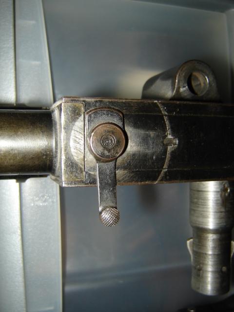 Démontage de la MAC 31 Demont32