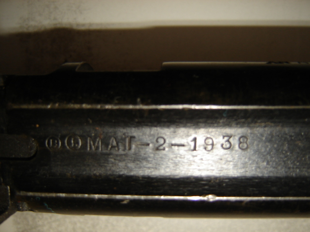 Démontage de la MAC 31 Demont38