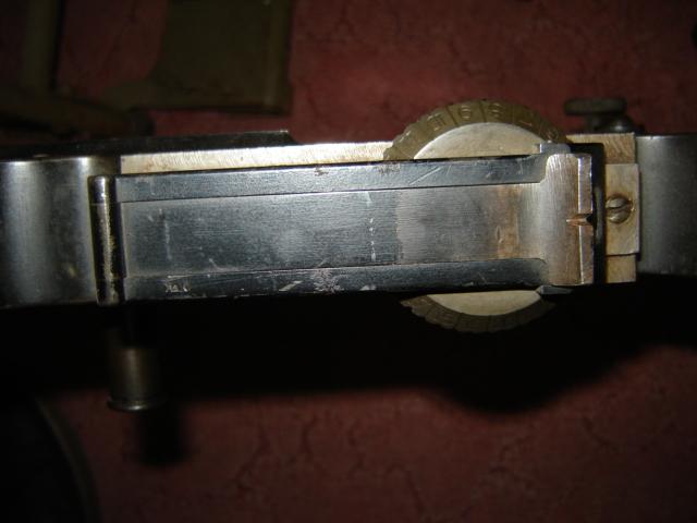Démontage de la MAC 31 Hausse12