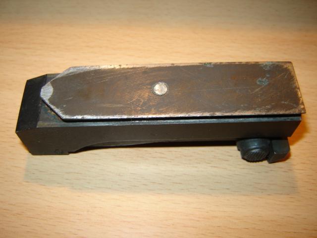Démontage de la MAC 31 Hausse20