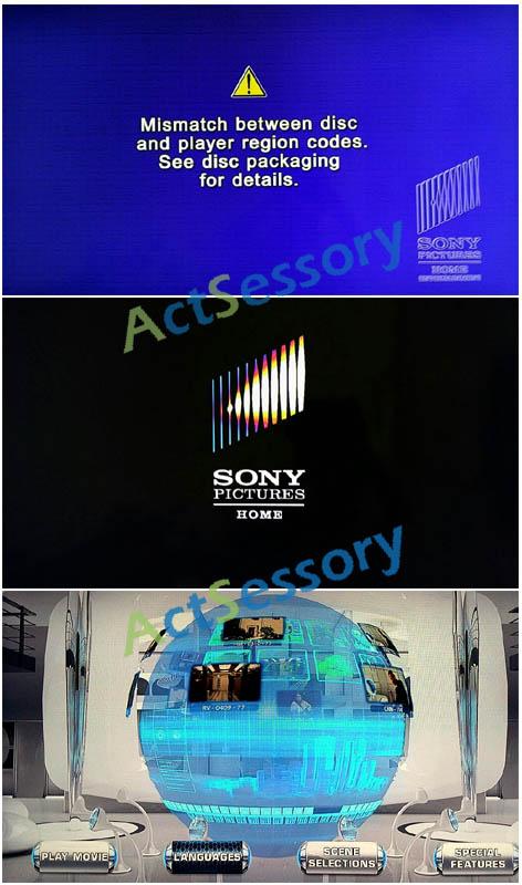 Pioneer BDP-450 3D Bluray Player, HDSir Units, Dual HDMI, Lifetime FW Update,1 YR Warr, 1-1 Exchange Op_reg10