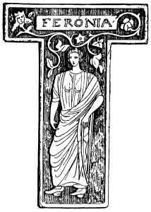 Feronia, déesse du feu, de la nature sauvage et du marché 0540110