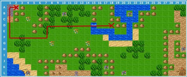 Les Annonces de Silver-World Map1_c10