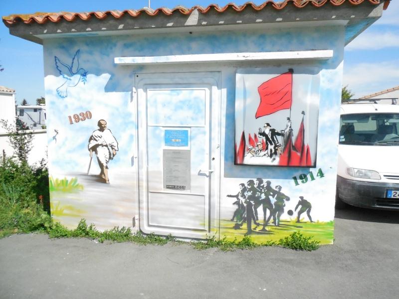 Charente Maritime (17) Angoulins / Déco Dscn8815