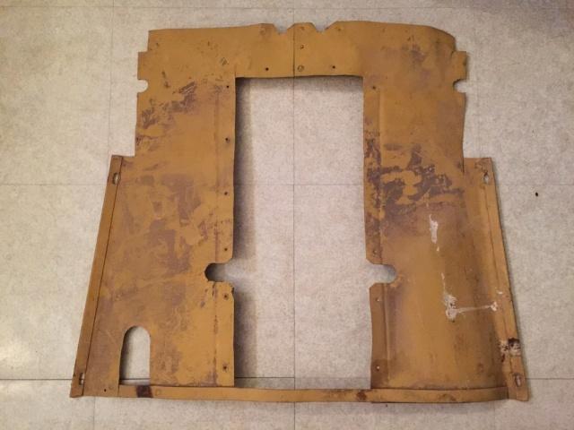 Carter de protection des cotes du moteur 32638 Img_0710