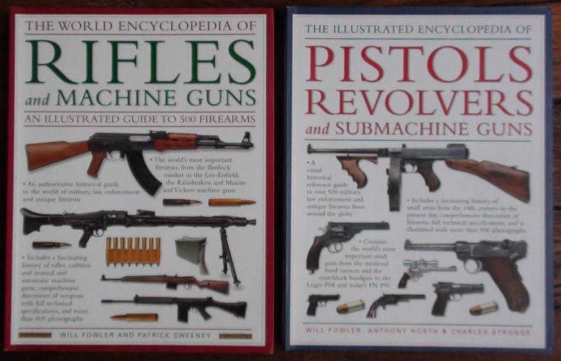 Vends livres sur le Mauser 98 + armes légères + titres Osprey + autres Dsc01113