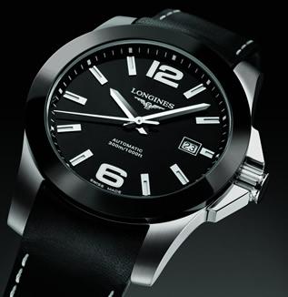 Une montre avec boîtier en céramique ? Longin10