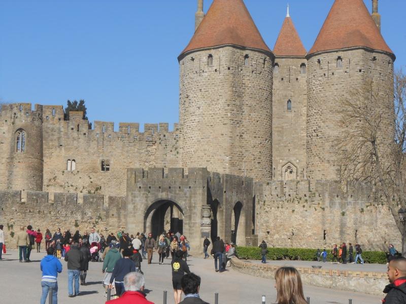 Cité de Carcassonne Dscn0615
