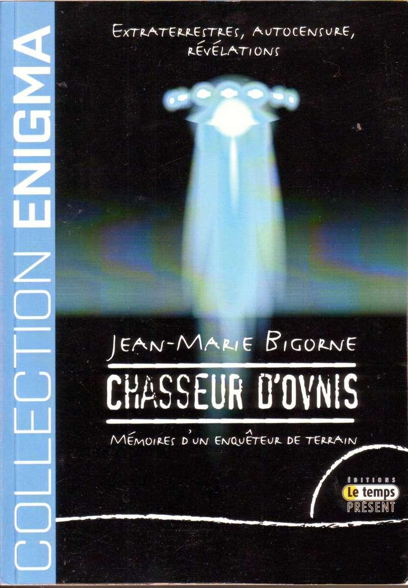 Livre: Chasseurs d'ovnis de Jean-Marie Bigorne Chasse10