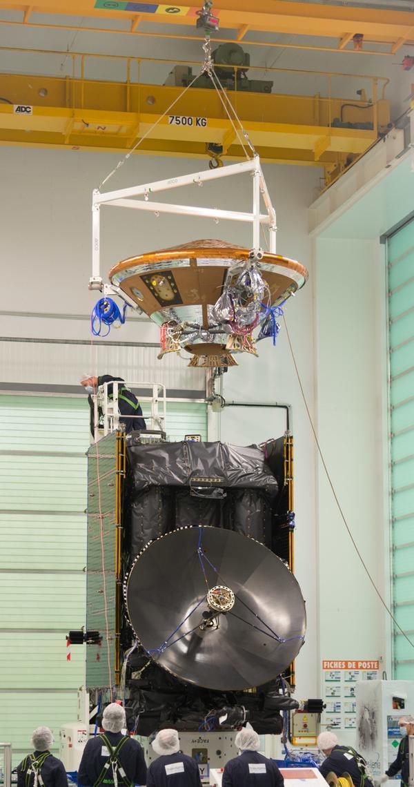 Préparation de la mission ExoMars 2016 (TGO + EDM) - Page 5 152