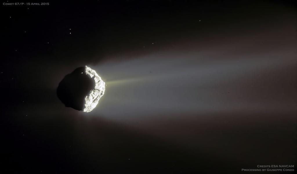 Philae: atterrissage et mission (partie 2) - Page 37 162