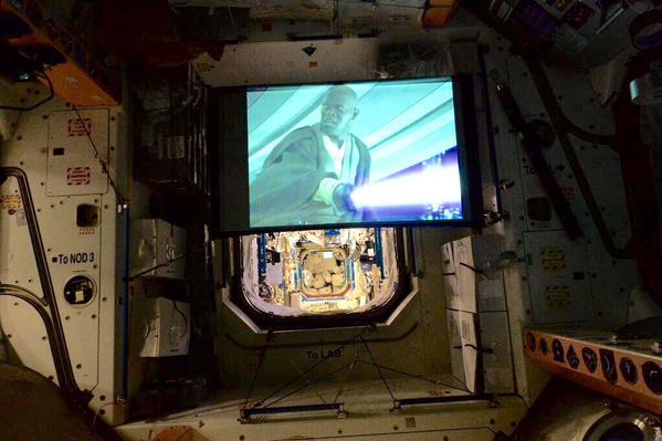 """[ISS] Expédition 43 """"Déroulement de la mission"""" 166"""