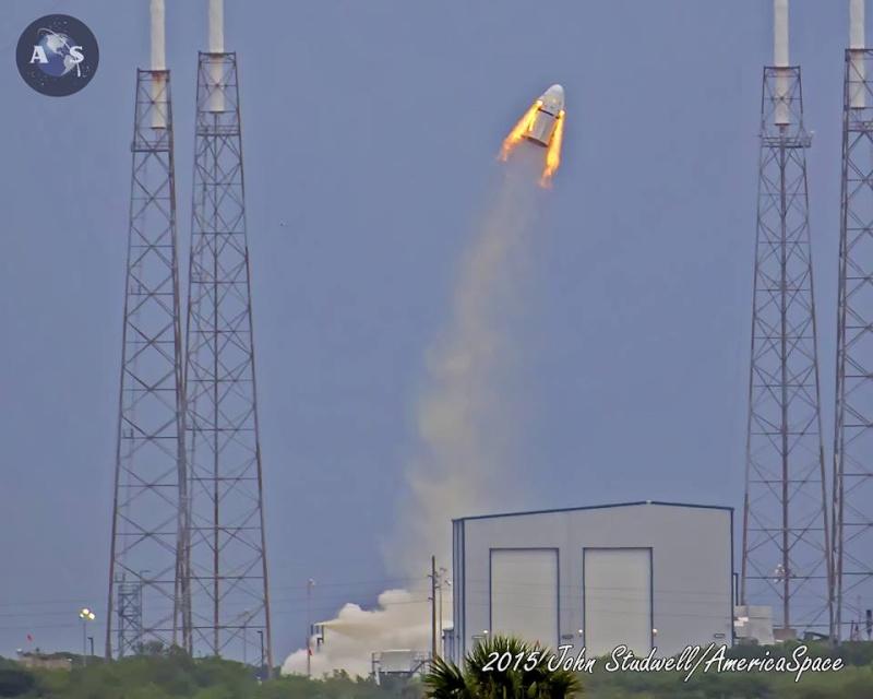 [SpaceX] Actualités et développements du vaisseau Dragon - Page 4 174