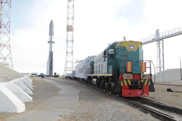 Lancement Proton-M / Ekspress AM7 - 19 mars 2015 410