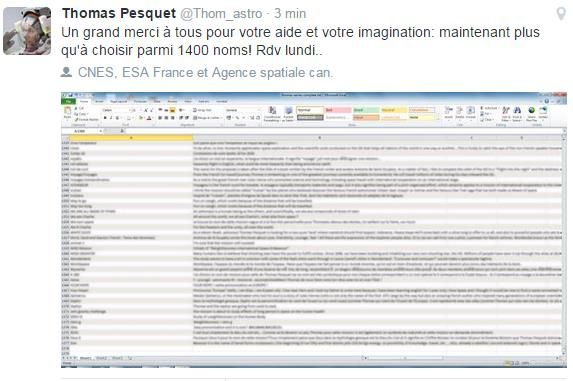 Le Français Thomas Pesquet sur orbite - Page 5 Screen41