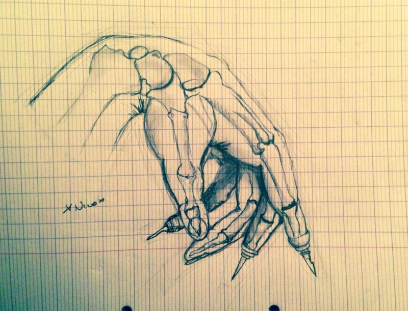 Galerie de Canegal Hand10