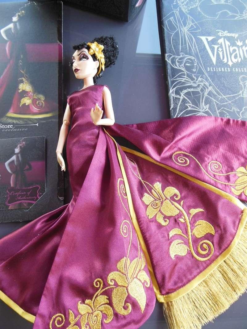 Disney Villains Designer Collection (depuis 2012) - Page 11 Gothel13