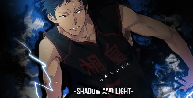 light - [ VT IC INFERNO 2 ] -SHADOW AND LIGHT- Kuroko's Basket AMV  14300712
