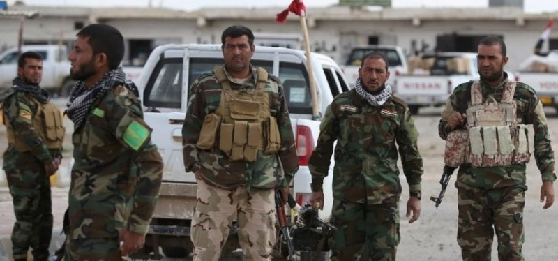 Peace Brigades and Brigades of the Popular Defense patches Badr_a10