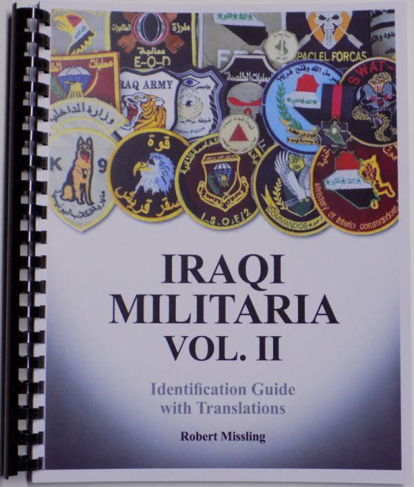 IRAQI MILITARIA, VOLUME II Book_i10