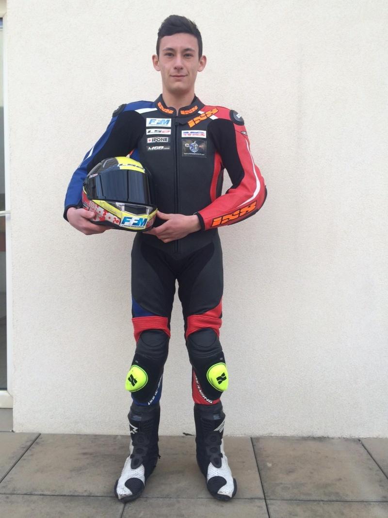 [Pit Laners en course!] Enzo Boulom ( Moto 3 Red Bull / FSBK) - Page 3 Photo10